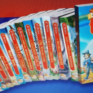 GERONIMO STILTON-TOP COLLECTION 1+1