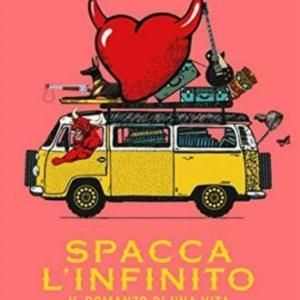 Spacca l'infinito -Piero Pelù